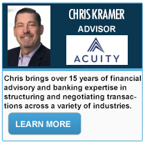 Christopher Kramer - Strategic Equity Group