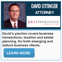 David Ottinger -