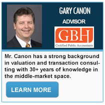 Gary Canon - GBH CPAs, PC