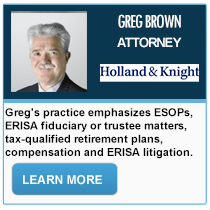 Gregory  Brown - Holland & Knight LLP