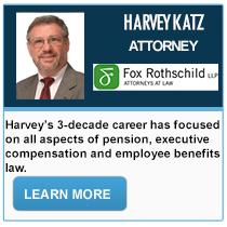 Harvey Katz - Fox Rothschild