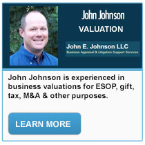 John E. Johnson, CFA - John E Johnson LLC