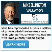 Michael Ellington - Strategic Equity Group