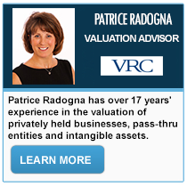 Patrice Radogna - Valuation Research Corporation