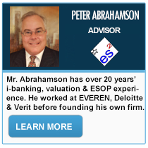 Peter Abrahamson - ESOP Structuring Specialists, Inc