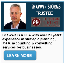 Shawwn  Storms - Fiduciary Trust Services Inc.
