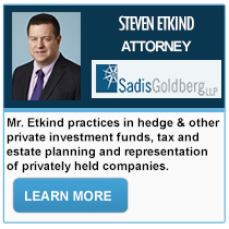 Steven  Etkind - Sadis and Goldberg