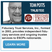 Tom Potts - Fiduciary Trust Services Inc.